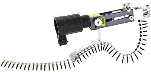 AGT Schraubenmagazin: Magazinschrauber-Aufsatz für Bohrmaschinen (Werkzeug-Aufsätze Magazinschrauber)