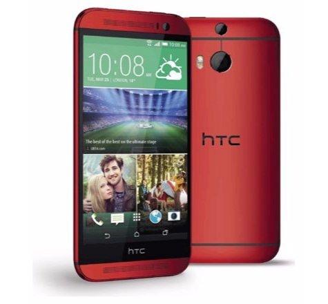HTC One M8S UK Version SIM-Free Smartphone - Grey (RED)
