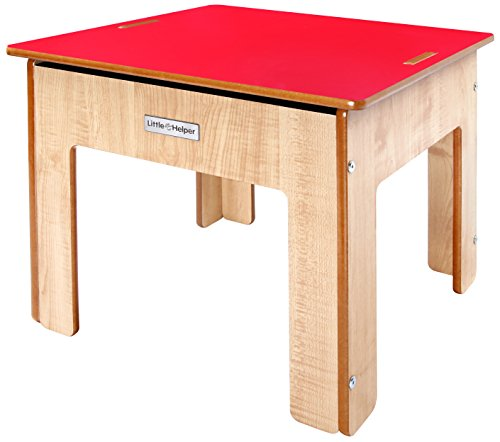 Little Helper TC/FPT01–2G–Gioco Kit 3in 1con tavolino Bambini e Sabbia Tavolo con...
