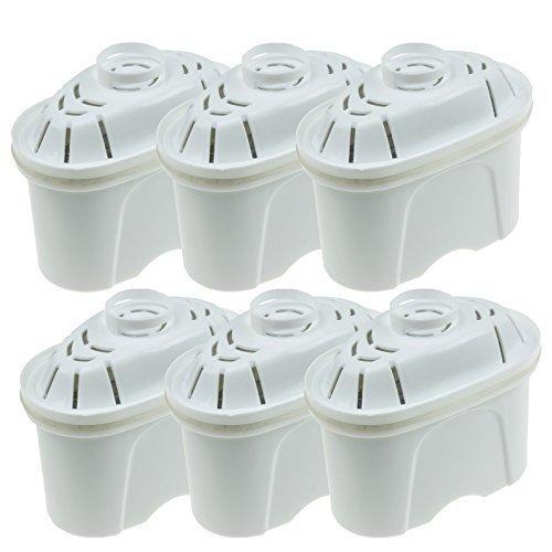 Qualtex Maxtra Style water filter cartridge bundle (6 months of Qualtex Maxtra Style) (6 cartridges)