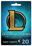 League of Legends €20 Buono regalo prepagato (2800 Riot Points)