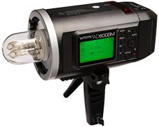 Godox AD600BM Negro - Flash (Negro, 2,5 s, 5600 K, 10 W, LCD, 600 W)