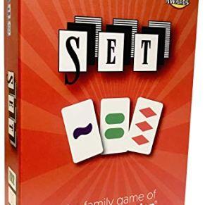 Carta Mundi SET001la Familia Juego de percepción Visual Set