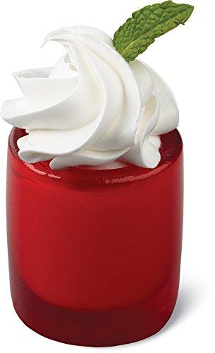Wilton-ShotSchnapsglas-Silikon-Form-8-Mulden-mehrfarbig