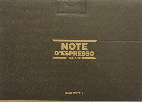 Note D'Espresso, Caffè al ginseng in capsule istantanee, compatibili con macchine Dolce Gusto, 8,5 g x 48