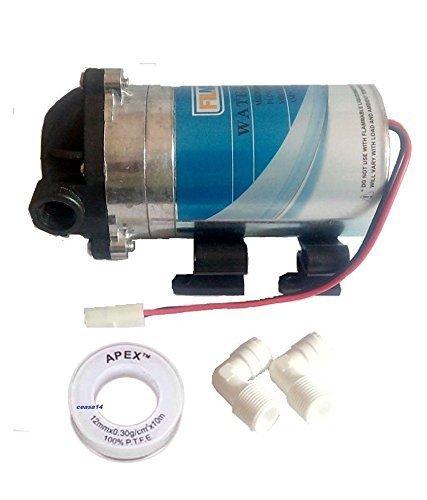 Filmax 75 gpd RO 24V DC high speed pump compatible with Kent , Aquaguard, Aquagrand , Aquafresh, Undersink RO/UV/UF Water Purifiers