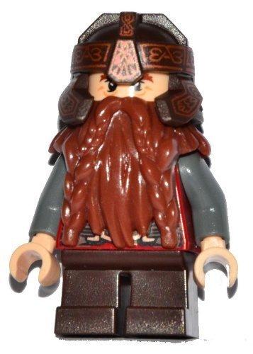 LEGO El Señor De Los Anillos: Gimli Minifigura