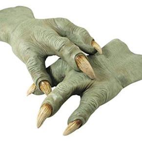 STAR WARS Yoda Latex Hands