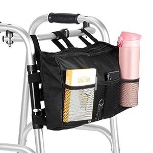Bolso organizador para andador o silla