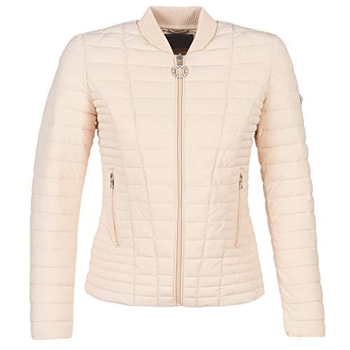Guess Vera Jacket Cappotti Femmes Beige - XL - Piumini