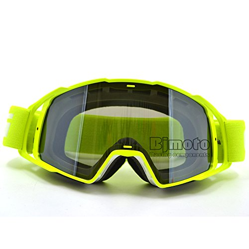 e0b4253ec1 BJ Global Motorcycle Transparent Lens Glasses Sunglasses Racing ...