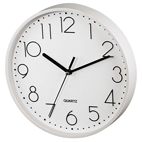 Hama 00123166 Orologio da Muro, Bianco, 0