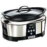 Crock-Pot SCCPBPP605-050 Olla de cocción Lenta...