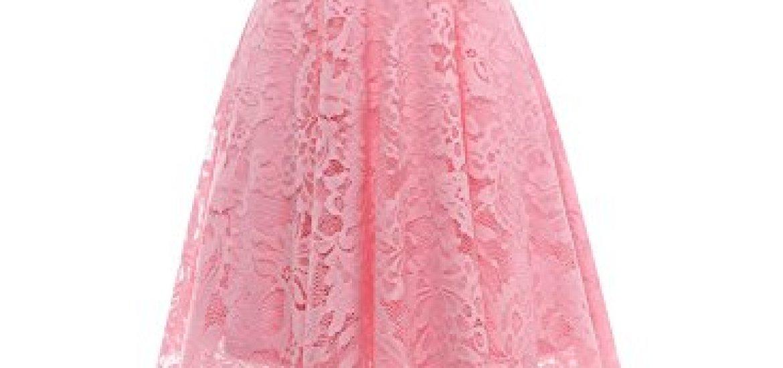 843c76f75 Los mejores 10 Vestido Fiesta Rosa Clara - Guía de compra