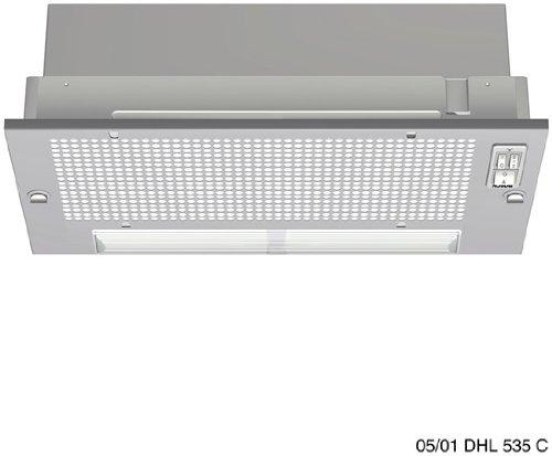Bosch DHL535C cappa aspirante