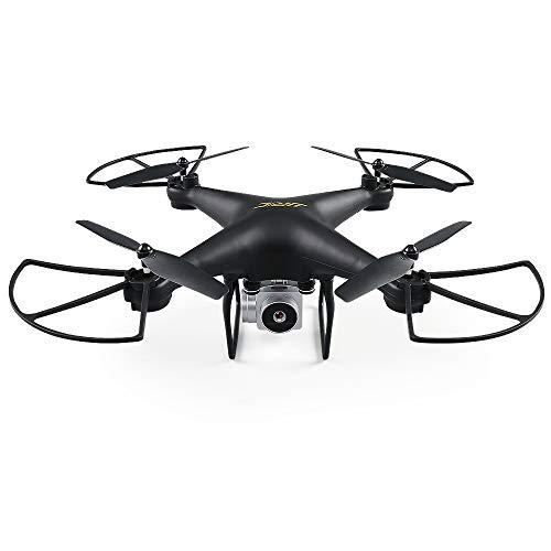 cagworld JJRC H68 Bellwether WiFi FPV con 2MP 720P HD Fotocamera 20minuti di Tempo di Volo RC Drone Quadcopter RTF