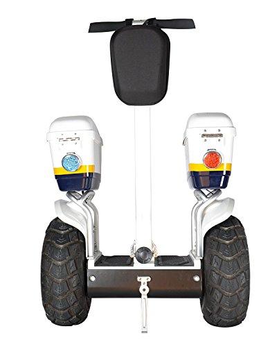 TEN-HIGH Q7 528wh Veicolo elettrico autoalimentatore intelligente esterno off-road con 2 scatole...