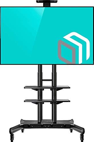 "ONKRON TV Ständer für 55\"" - 80 Zoll OLED LCD LED Plasma Bildschirmen VESA 800 x 500 mm TS18-81"