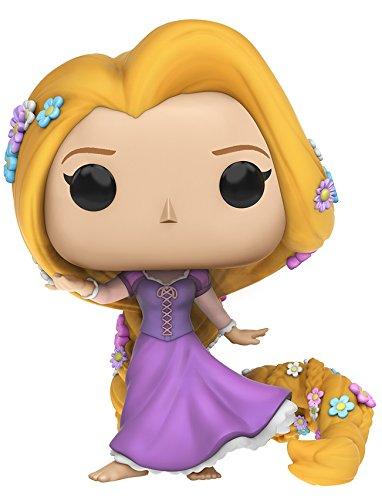 Funko - Figurine Disney - Raiponce Robe De Bal Pop 10cm - 0889698112222