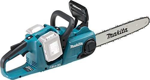 The Makita DUC353Z Cordless Chainsaw is fitted with a brushless motor to promote high efficiency and brushless motors are the motor of choice for professionals.