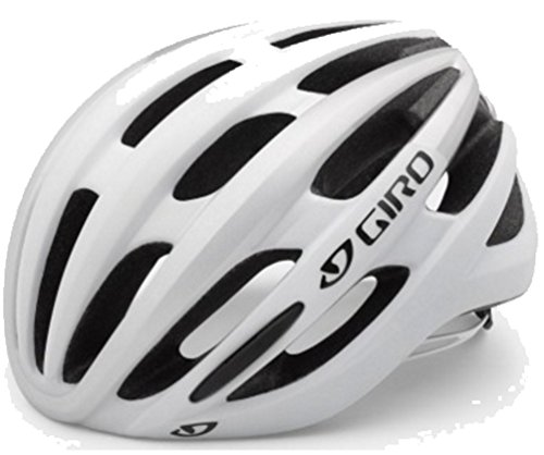Giro Foray Helmet, Matte White/Silver, Small