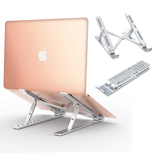 Babacom Supporto PC Portatile, Alluminio Ventilato Porta Notebook, Ergonomico Regolabile Porta PC,...