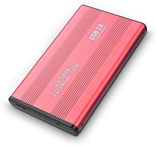 ASUME - Hard Disk Esterno per Mac, PC, Desktop, Laptop, MacBook, Chromebook, Xbox One, Xbox 360, PS4...