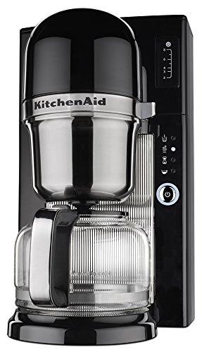 KitchenAid KCM0801OB Pour Over Coffee Brewer, Onyx Black by KitchenAid