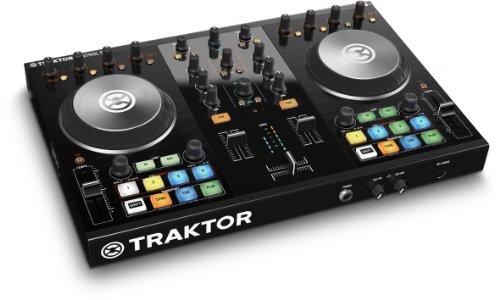 Native Instruments 22320 - Traktor: Sistema DJ Kontrol S2 MK II