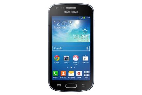 Samsung S7580 Galaxy Trend Plus Smartphone, Nero [Europa]