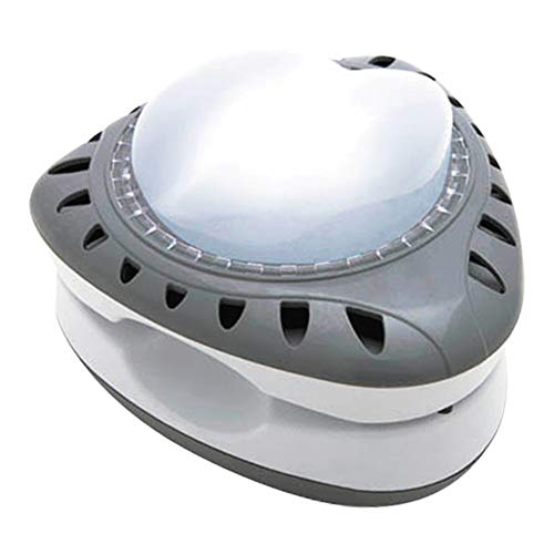 Intex Magnetic LED Pool Wandleuchte - Magnetisches Wandmontagesystem - Bis zu Ø 732 cm Pools