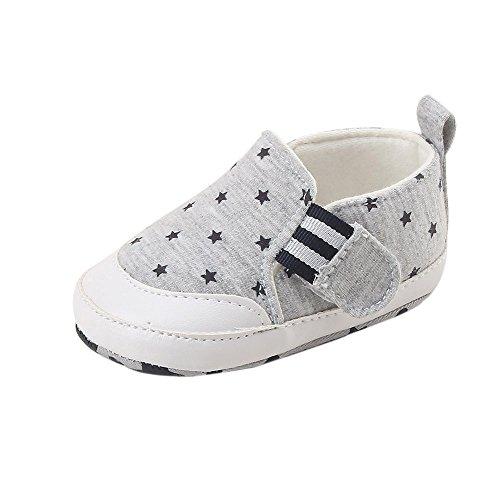 Ginli scarpe bambino,Scarpe Primi Passi Scarpine Neonato Scarpe Bambino Fila Scarpe Casual Bambino Scarpe da Culla per Bambini Stampa Neonato e Neonato