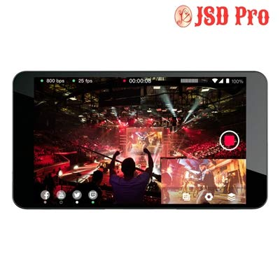 JSD Pro YOLO Box for Live Streaming on Facebook, YouTube, Twitter and on Other Channels