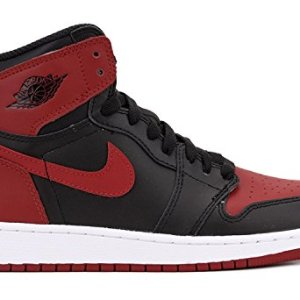 brand new 81679 c9b0a NIKE Boys  Air Jordan 1 Retro High Og Bg Basketball Shoes
