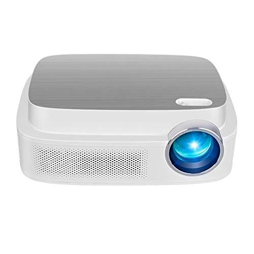 WBGSNHHH Proiettore, WiMiUS P18 Proiettore HD 12000 Lumens Proiettore LED 500'LCD Home Cinema...