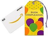 Buono Regalo Amazon.it - €30 (Bustina Compleanno)