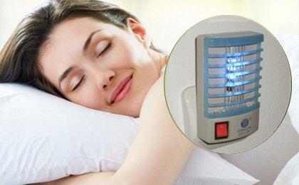 ANTIZANZARE ELETTRICO: Electron Anti Zanzare a doppia azione, dormire senza fastidiose zanzare e...