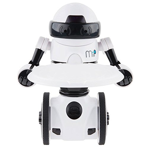 41SlyHZ tCL - Wow Wee Robot MiP Blanco, Color (WowWee 0821)