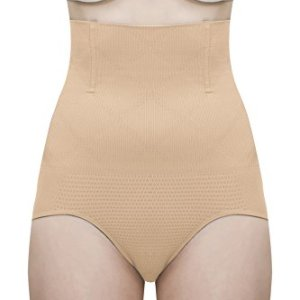 LACE AND ME Women's No Roll Down Tummy Control Shapewear 20  LACE AND ME Women's No Roll Down Tummy Control Shapewear 41SoIi35dtL