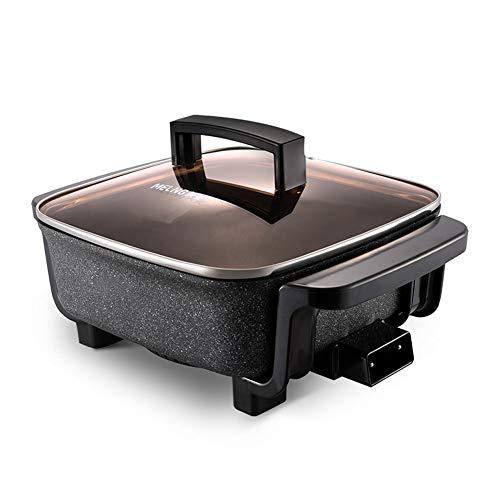 piatto elettrico caldo, elettrico, wok elettrico, multifunzione, Maifan famiglia, riso al vapore,...
