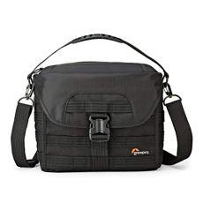 Lowepro Lowepro ProTactic 180 AW - Bolsa de hombro para cámara, color negro