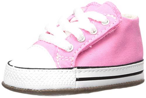 Converse Chuck Taylor all Star Cribster, Sneaker a Collo Alto Unisex-Bambini, Rosa (Pink 865160c), 18 EU