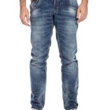 Timezone Herren Haroldtz rough Jeans