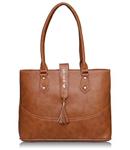 Fristo Women's Handbag (Tan)