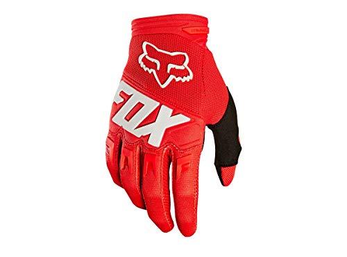 Fox Guanti Dirtpaw Red, Taglia XL