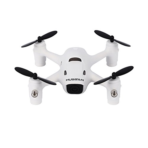 Hubsan X4H107C + Drohne mit Camera 720P RTF 2.4GHz Quadrocopter mit Kamera HD 4CH RC Quadcopter mit 4Leuchten LED Kontrolle A Abstand 150M