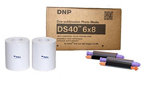 DNP DS 40 Media Foto Drucker (2x 200 Print)