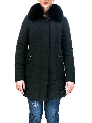 Giacca Peuterey Donna Metropolitan GB Fur NERO, 50 MainApps