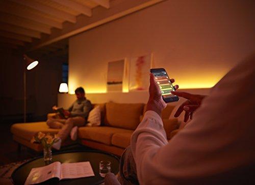 41TOfPye55L [Bon Plan Philips HUE] Philips Hue Pack de 2 ampoules connectées White Ambiance E27 - Fonctionne avec Alexa