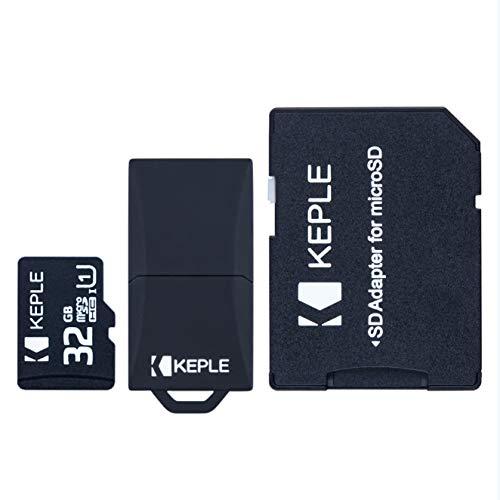 32GB Micro SD Speicherkarte | MicroSD Class 10 Kompatibel mit Samsung Galaxy S10 s9+ S9 S8 S7 S6 S5 S4 S3, J9 J8 J7 J6 J5 J3 J2 J1, A9 A8 A7 A6 A6+A5 A4 A3, Note 9 8 7 6 5 4 3 2, Pro, Edge | 32 GB